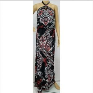 White House Black Market Women's Maxi Dress long
